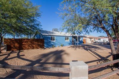 Tucson Single Family Home Active Contingent: 766 W Hatfield Street