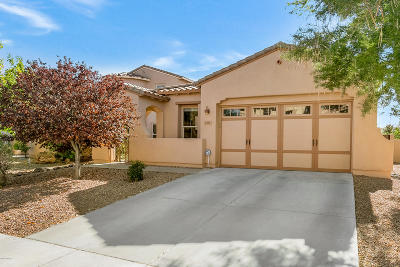 Oro Valley Single Family Home Active Contingent: 1295 W Varese Way