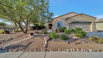Oro Valley Single Family Home For Sale: 13015 N Bellbird Drive