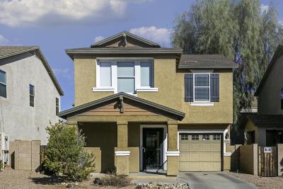 Tucson Single Family Home Active Contingent: 8061 E Senate Street