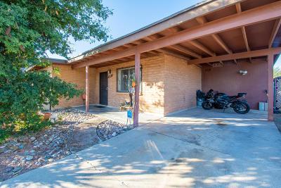 Tucson Single Family Home For Sale: 7521 E Lakeside Drive