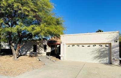 Tucson Single Family Home For Sale: 9457 E 3rd Street