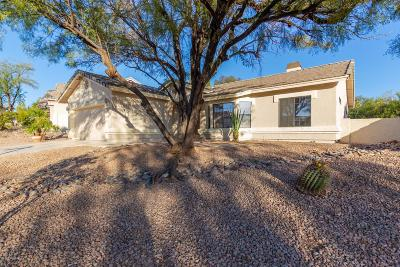 Tucson Single Family Home Active Contingent: 11126 N Olympic Place