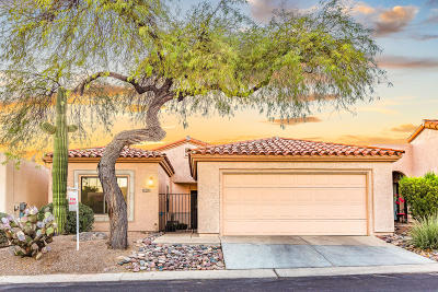 Tucson Single Family Home For Sale: 5825 N Misty Ridge Drive