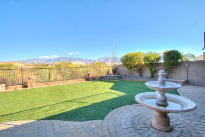 Oro Valley Single Family Home For Sale: 12956 N Yellow Orchid Drive