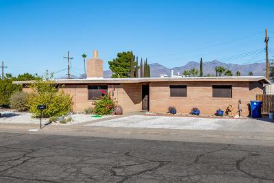 Tucson Single Family Home For Sale: 9017 E Kirkpatrick Circle