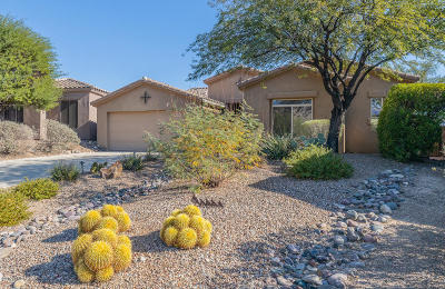 Tucson Single Family Home Active Contingent: 5134 N Fairway Heights Drive