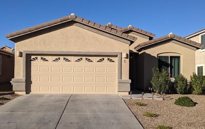 Sahuarita Single Family Home For Sale: 478 W Corte Planga