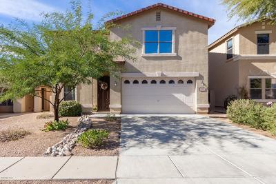 Oro Valley Single Family Home For Sale: 12921 N Desert Olive Drive