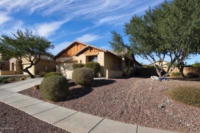 Oro Valley Single Family Home For Sale: 1224 W Varese Way
