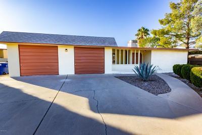 Tucson Single Family Home For Sale: 4112 E Sylvane Drive