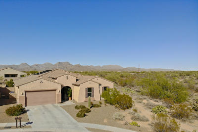 Marana Single Family Home For Sale: 4230 W Golden Ranch Place