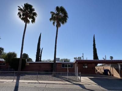 Tucson Single Family Home For Sale: 1208 E Oklahoma Street