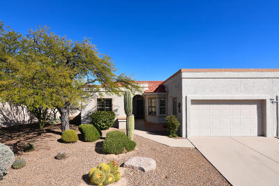 Oro Valley Townhouse For Sale: 14400 N Spanish Garden Lane