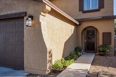 Tucson Single Family Home For Sale: 6317 S Sunrise Valley Drive