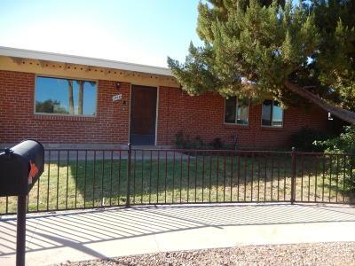 Sahuarita Single Family Home For Sale: 17810 S Placita De Oro