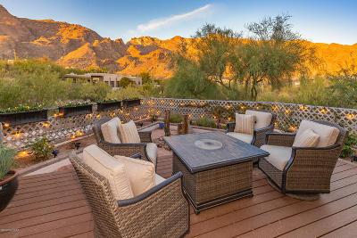 Tucson Single Family Home For Sale: 6721 N Placita Apajo