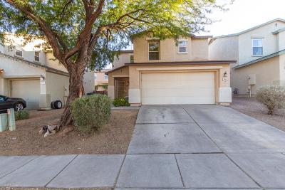 Tucson Single Family Home For Sale: 7842 E Ainsworth Drive