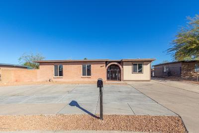 Tucson Single Family Home For Sale: 2101 E Dakota Street