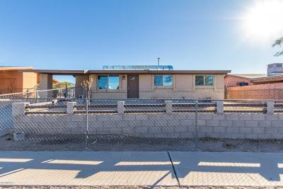 Tucson Single Family Home For Sale: 841 W Baffin Drive