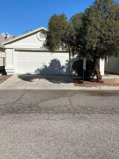 Tucson Single Family Home For Sale: 3318 W Millstone Place