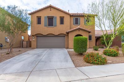 Marana Single Family Home Active Contingent: 11735 W Boll Bloom Drive