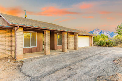 Oro Valley Single Family Home Active Contingent: 11734 N Robi Place