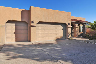 Tucson Single Family Home Active Contingent: 3951 S Camino Ensenada Del Pantano