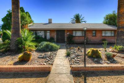 Tucson Single Family Home For Sale: 2132 E Blacklidge Drive