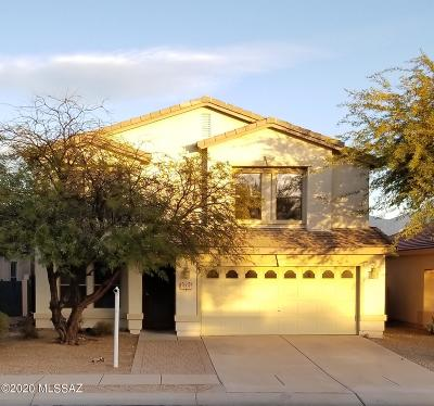 Oro Valley Single Family Home Active Contingent: 12858 N Yellow Orchid Drive