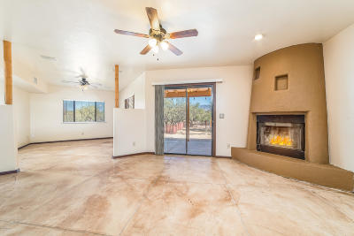 Tucson Single Family Home For Sale: 13365 N Como Drive