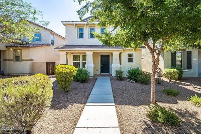 Sahuarita Single Family Home Active Contingent: 673 W Paseo Celestial