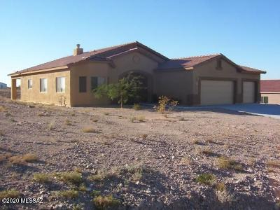Vail Single Family Home For Sale: 13456 S Sonoita Ranch Circle