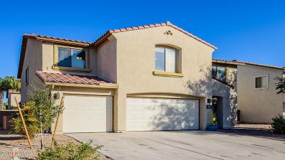 Marana Single Family Home For Sale: 11062 W Case Way
