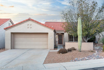 Oro Valley Single Family Home Active Contingent: 2282 E Montrose Canyon Drive