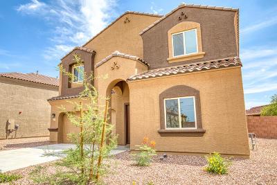 Marana Single Family Home For Sale: 11628 W Tom Henry Way