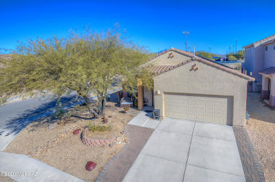 Vail Single Family Home Active Contingent: 10705 S Miramar Canyon Pass