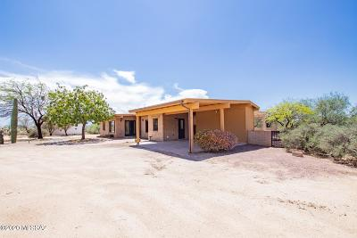 Tucson Single Family Home For Sale: 3041 W Sahuaro Divide