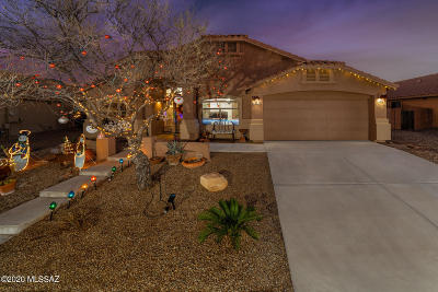 Vail Single Family Home Active Contingent: 17353 S Sienna Bluffs Trail