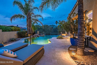 Oro Valley Single Family Home Active Contingent: 12655 N Piping Rock Road