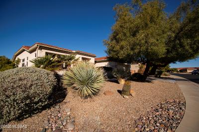 Oro Valley Single Family Home Active Contingent: 13941 N Buckingham Drive