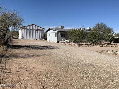 Marana Single Family Home For Sale: 12763 N Derringer Road