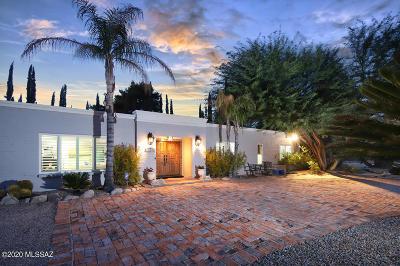 Oro Valley Single Family Home For Sale: 630 W Valle Del Oro Road