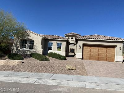 Marana Single Family Home For Sale: 7330 Cactus Flower Ps