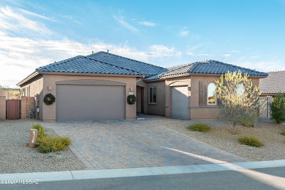 Marana Single Family Home For Sale: 6765 W Red Hawk Place