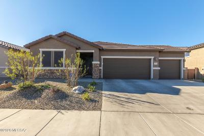 Marana Single Family Home Active Contingent: 12145 N Caravelle Place
