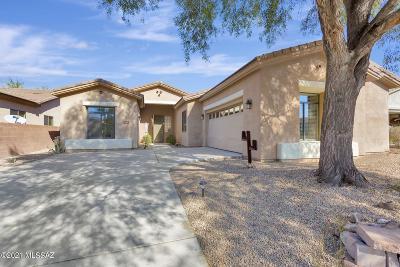 Marana Single Family Home For Sale: 4682 W Cholla Bluff Drive