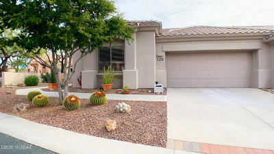 Oro Valley Townhouse For Sale: 13401 N Rancho Vistoso Boulevard #139