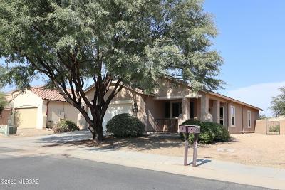 Marana Single Family Home Active Contingent: 11276 W Massey Drive