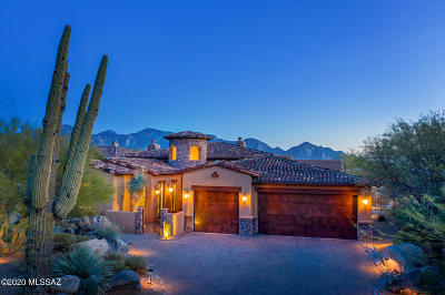 Oro Valley Single Family Home For Sale: 13941 N Stone Gate Place